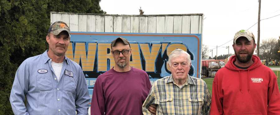 Wray's Septic Tank & Development Owners