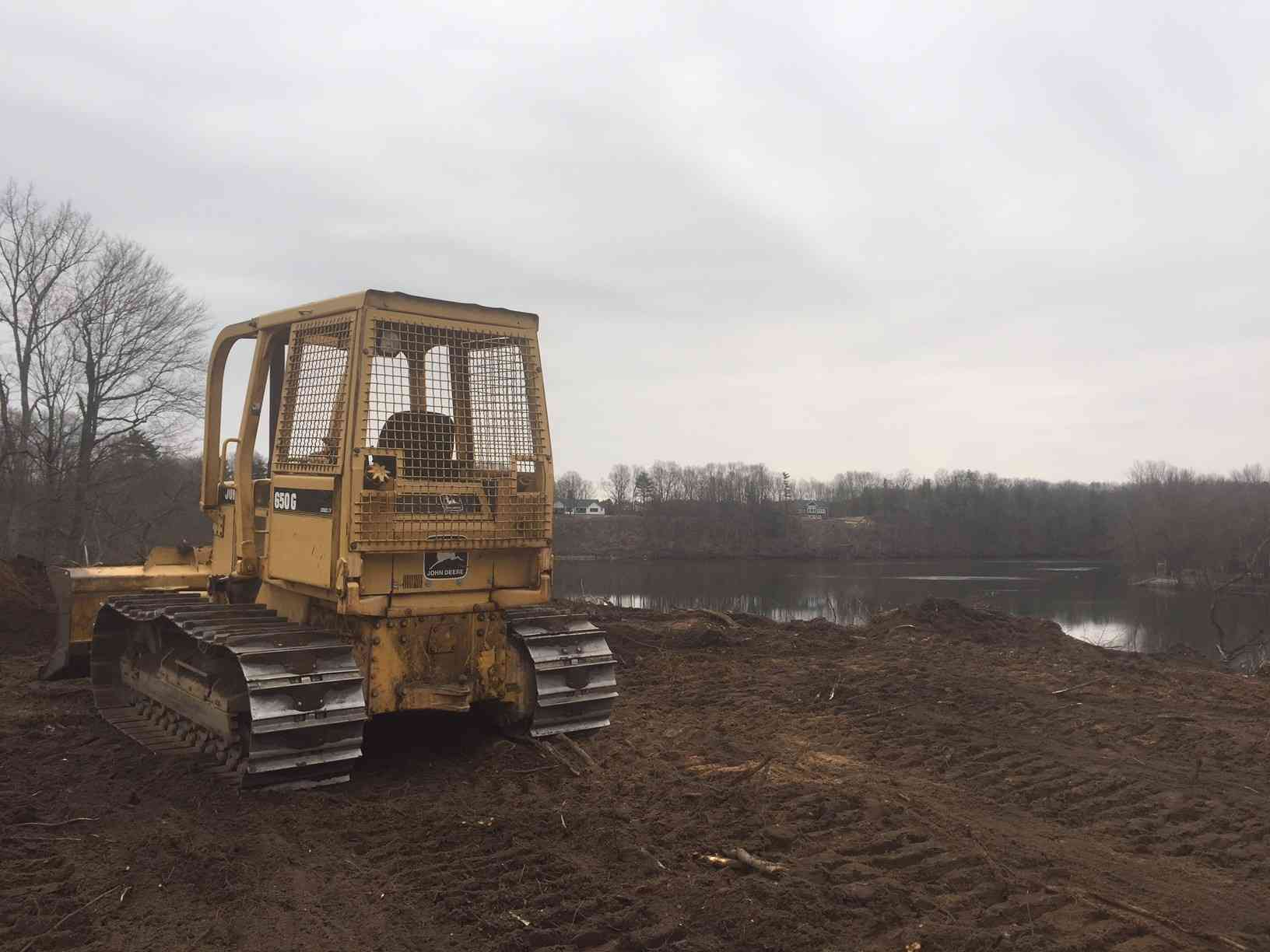 excavation services allegan michigan