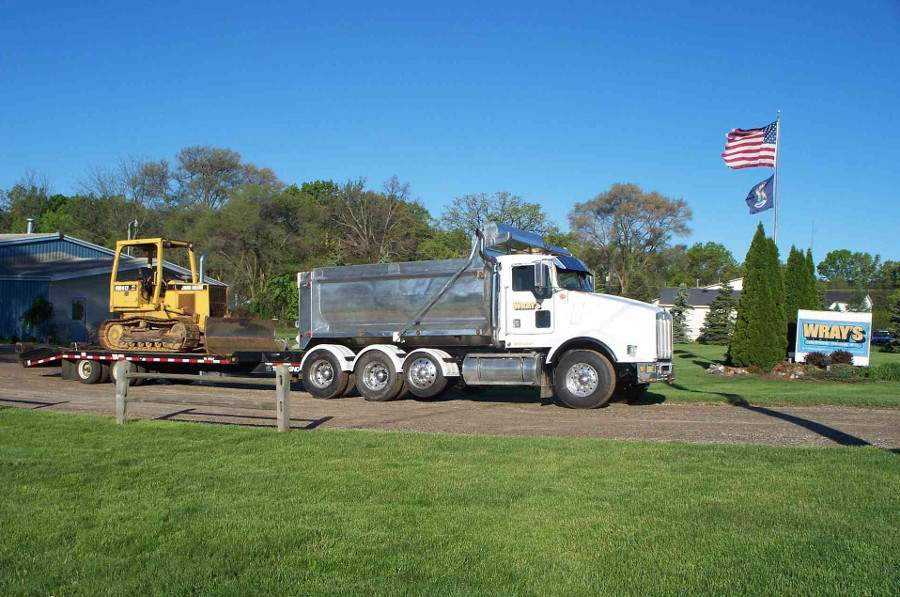 hauling services allegan michigan