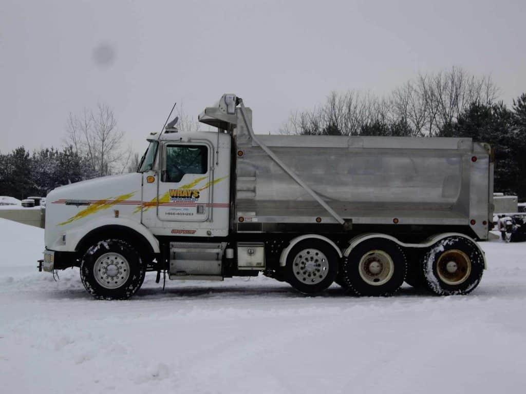 hauling services concrete