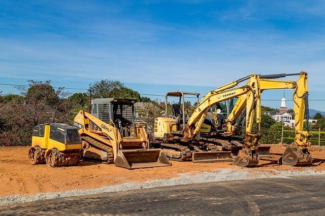 commercial excavating services allegan michigan