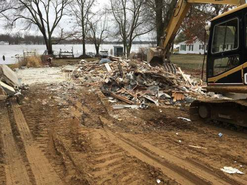 home demolition services allegan mi